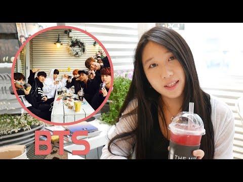 O CAFÉ QUE O BTS ADORA  Coreanissima