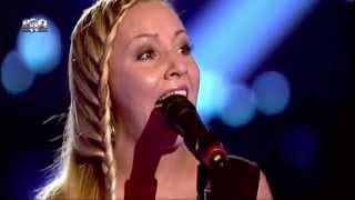 Andreea Avarvari-When love takes over(Kelly Rowland)-Vocea Romaniei 2014-Auditii pe nevazute Ep.4