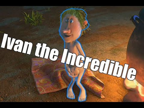 Movie Review: Ivan The Incredible (One Of The Crappiest Animated Films Of Our Generation)