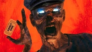 ZOMBIE BUS (Call of Duty: Black Ops 2 Zombies)
