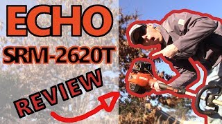 3. ECHO SRM 2620-T REVIEW [END OF SEASON REVIEW]
