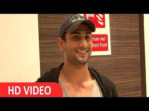 Prateik Babbar At Special Screening Of Film Aligarh