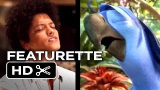 Rio 2 Featurette - The Beat Goes (2014) - Bruno Mars, Jesse Eisenberg Movie HD
