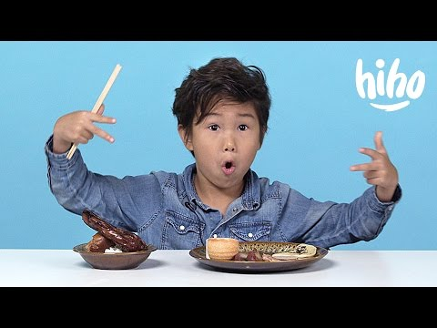Download Chinese Food | American Kids Try Food from Around the World | Ep 6 HD Mp4 3GP Video and MP3