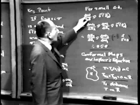 Part I: Komplexe Variablen, Leck3: konforme Abbildungen