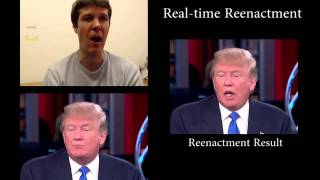 Video Face2Face  - Real time Face Capture and Reenactment of RGB Videos (CVPR 2016 Oral) MP3, 3GP, MP4, WEBM, AVI, FLV November 2018