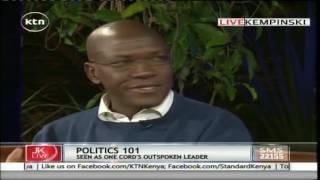 Why Raila Odinga said Kibaki Tosha and how Raila ditched Simon Nyachae at the last minute