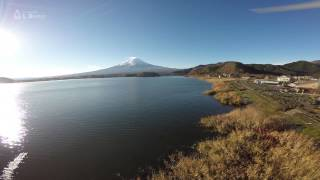 GoPro HERO 4 Black Editon で富士山を4K空撮