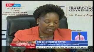 FKE Is Blaming Heavy Internal Borrowing By Government For The Prevailing High Interest Rate