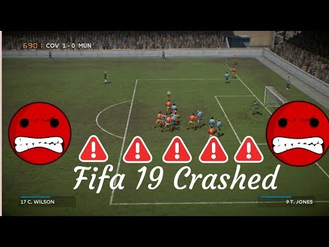 Fifa 19 Crash Fix - Working Crack By Cpy 2018