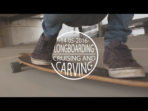 LONGBOARDING - CRUISING AND CARVING