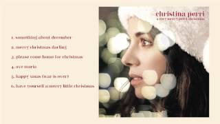 Christina Perri - A Very Merry Perri Christmas [EP Audio Sampler]