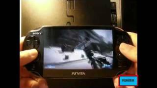 Battlefield 3 on PS Vita using Remote Play