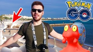 VOLCAROPOD ET LES LIMAGMA INVISIBLES - VLOG POKEMON GO, pokemon go, pokemon go ios, pokemon go apk