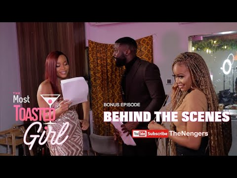 THE MOST TOASTED GIRL | BEHIND THE SCENES EXCLUSIVE CLIPS!