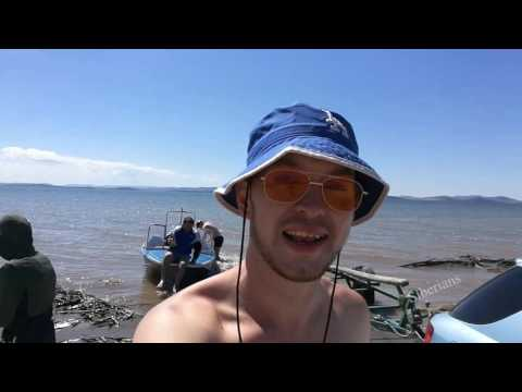 красноярск рыбалка на красноярском море 2016 видео