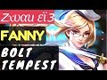 Bolt Tempest [Rank 5 Fanny] | Fanny Gameplay and Build By ᴢxυαи εϊɜ Mobile Legends