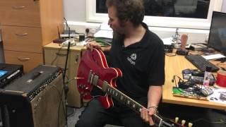 Video 1964 Blackface Fender Super Reverb + 63 VOS Gibson 335 MP3, 3GP, MP4, WEBM, AVI, FLV Juni 2018