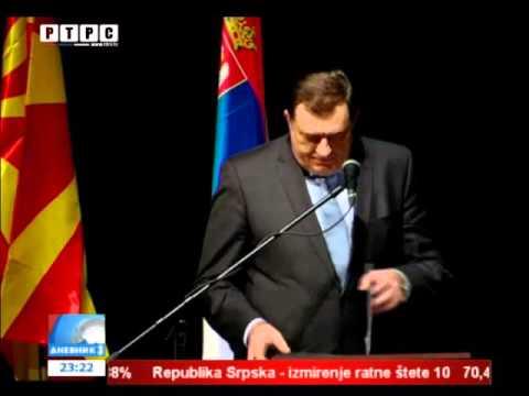 Dodik: Srpska jeste i sve više će biti sinonim za slobodu (video)