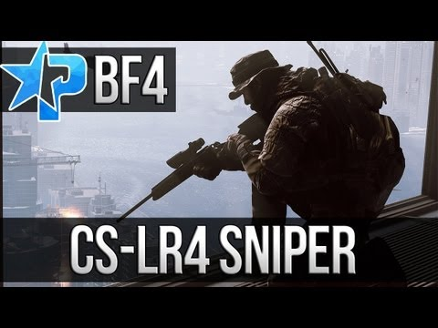 LR4 - Battlefield 4 CS LR4 Sniping Gameplay! BF4 Sniper! Battlefield 4 M40A5 Sniping Gameplay - http://www.youtube.com/watch?v=Hd_PcvtZrhc Battlefield 4 870 Slug G...