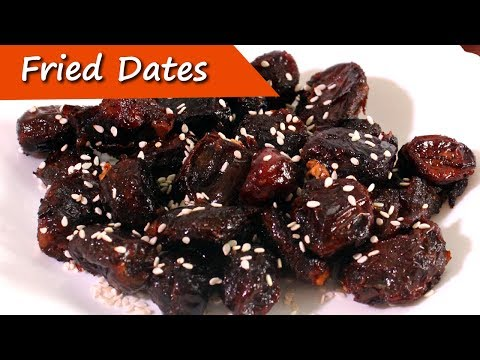 Healthy Dates | Fried Dates | Amazing Benefits | Easy|Tasty | Cook In One Minutes | Khajur | Diwali