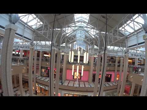 Kone Hydraulic Scenic Elevator At The Newport Centre Mall In Jersey City NJ