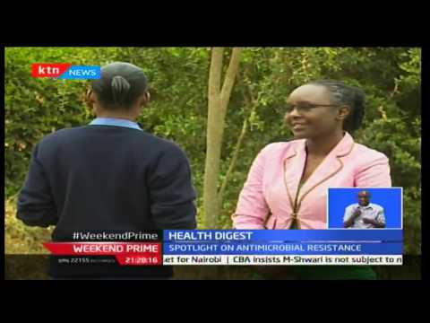 KTN Prime: What the world is doing to deal with diseases like tuberculosis, September 24th 2016
