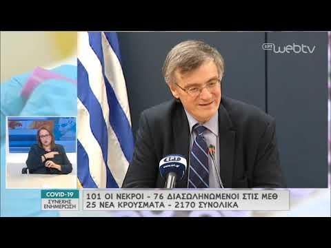 Σωτήρης Τσιόδρας – Νίκος Χαρδαλιάς : Η επικινδυνότητα των επαφών το Πάσχα | 14/04/2020 | ΕΡΤ