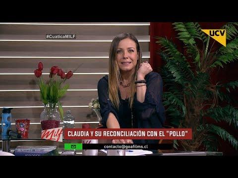 video Claudia Conserva revela detalles de su reconciliación con el