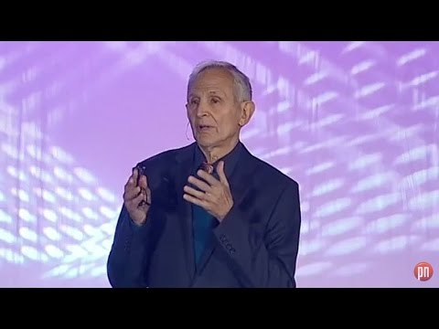 Peter Levine's Secret to Releasing Trauma from the Body