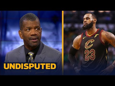 A series loss to 'Star-less Celtics' will tarnish LeBron's legacy | NBA | UNDISPUTED