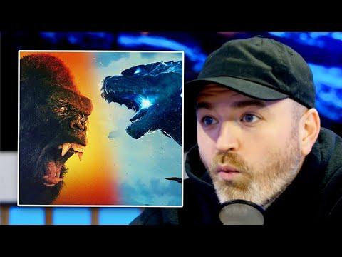 Godzilla vs Kong Trailer Reaction...