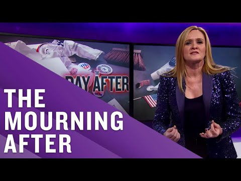 The Morning After (The 2016 Election) | Full Frontal with Samantha Bee | TBS