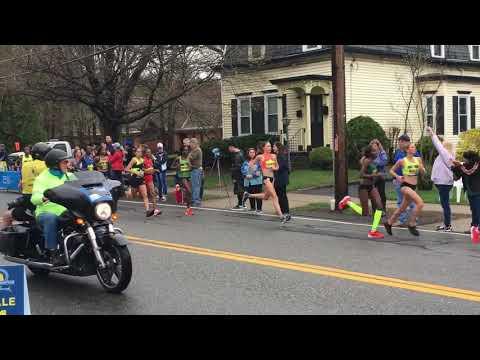 Boston Marathon 2019 Elite Women