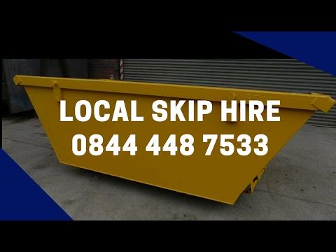 skip hire upper norwood 0844 448 7533 croydon surrey. Black Bedroom Furniture Sets. Home Design Ideas