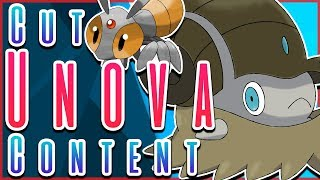 The BEST Cut Content From Every Pokémon Generation - Unova by HoopsandHipHop