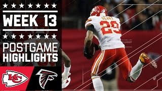 NFL Week 13 Ups & Downs