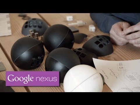 Image of The Google Nexus Q Introduction (Google Promo Video)