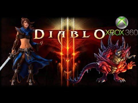 Diablo 3 - Xbox 360 - Matando o Diablo, final completo com direito a