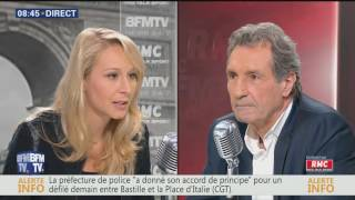 Video Marion Maréchal Le Pen invitée de Bourdin Direct (27 juin 2016) MP3, 3GP, MP4, WEBM, AVI, FLV Juni 2017
