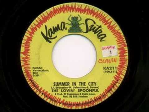 The Lovin' Spoonful – Summer In The City