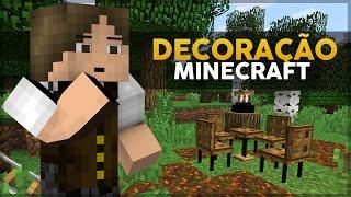 Video Minecraft Decoração #5: Decorações e Mobílias SEM MODS! (1.8+) MP3, 3GP, MP4, WEBM, AVI, FLV Mei 2019