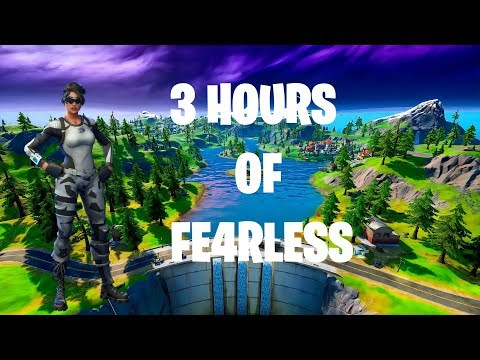 3 Hours of FearLess (Fortnite Edition)