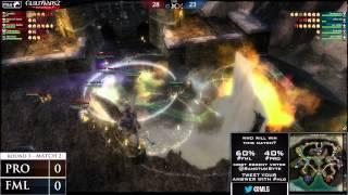 FML vs Pro - Game 1 - MLG Guild Wars 2 Invitational