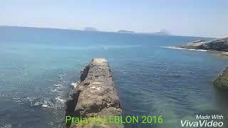 Praia do LEBLON 2016 Rio de Janeiro