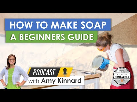 How to Make Soap: A Beginner's Guide