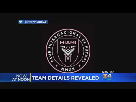 Miami's New MLS Team Has A Name & Crest