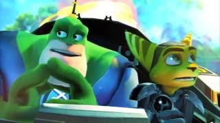 Ratchet & Clank A Crack In Time Review by GameTrailers