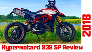 2. 2018 Ducati Hypermotard 939 SP Review
