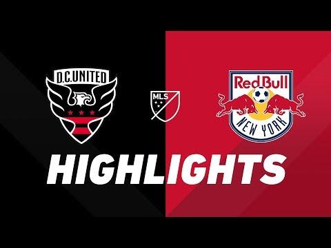 Video: D.C. United vs. New York Red Bulls | HIGHLIGHTS - August 21, 2019